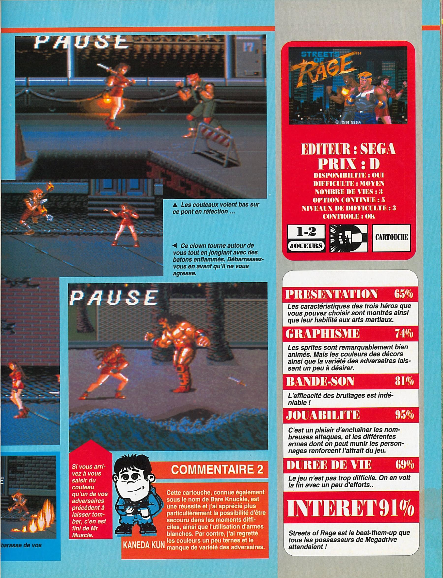 MEGADRIVE vs SUPER NINTENDO : Fight ! - Page 27 Consoles%20%2B%20001%20-%20Page%20055%20%28septembre%201991%29