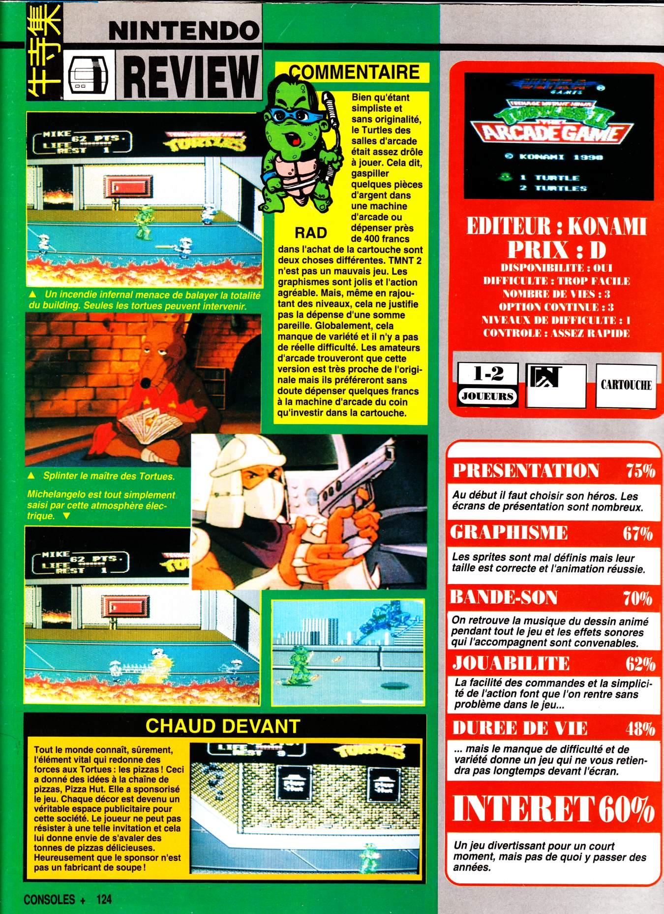 Les magazines de jeux vidéo c'était mieux avant ? Consoles%20+%20008%20-%20Page%20124%20(1992-04)