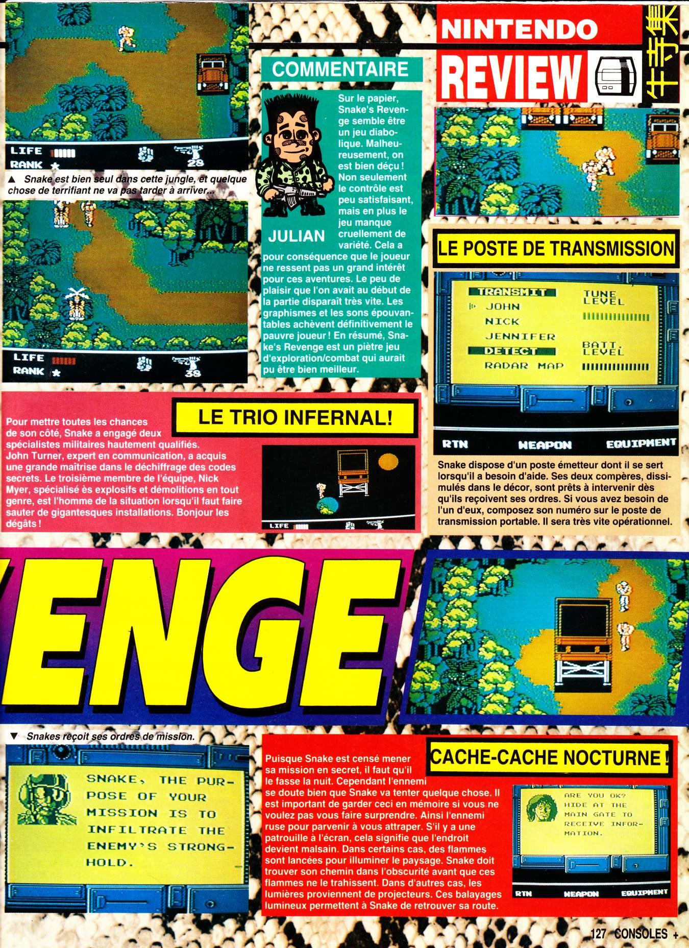 Les magazines de jeux vidéo c'était mieux avant ? Consoles%20+%20008%20-%20Page%20127%20(1992-04)