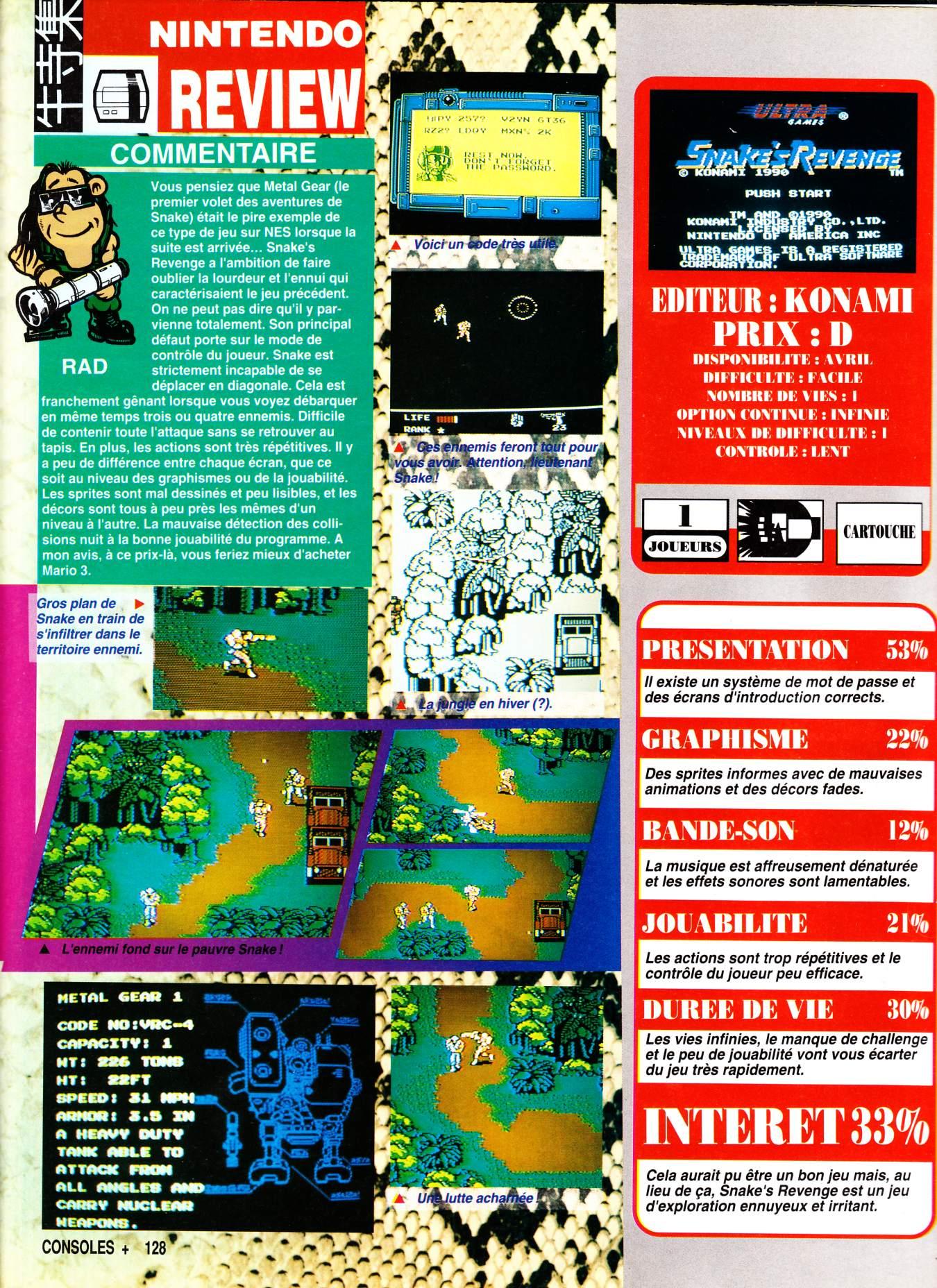 Les magazines de jeux vidéo c'était mieux avant ? Consoles%20+%20008%20-%20Page%20128%20(1992-04)