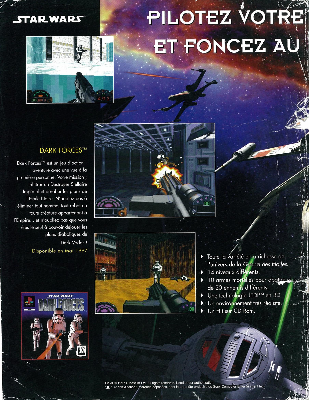 Star wars : dark forces  / Star wars : rebel aussault 2 Consoles%20%2B%20064%20-%20Page%20002%20(avril%201997)
