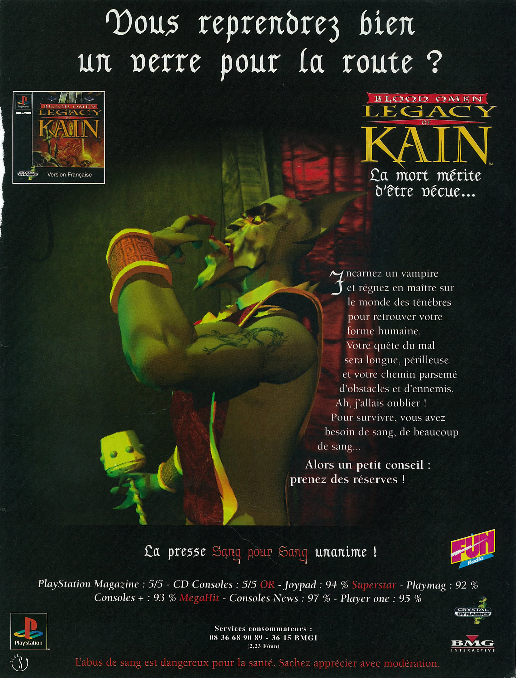 Blood omen :  legacy of kain  Consoles%20%2B%20064%20-%20Page%20031%20(avril%201997)