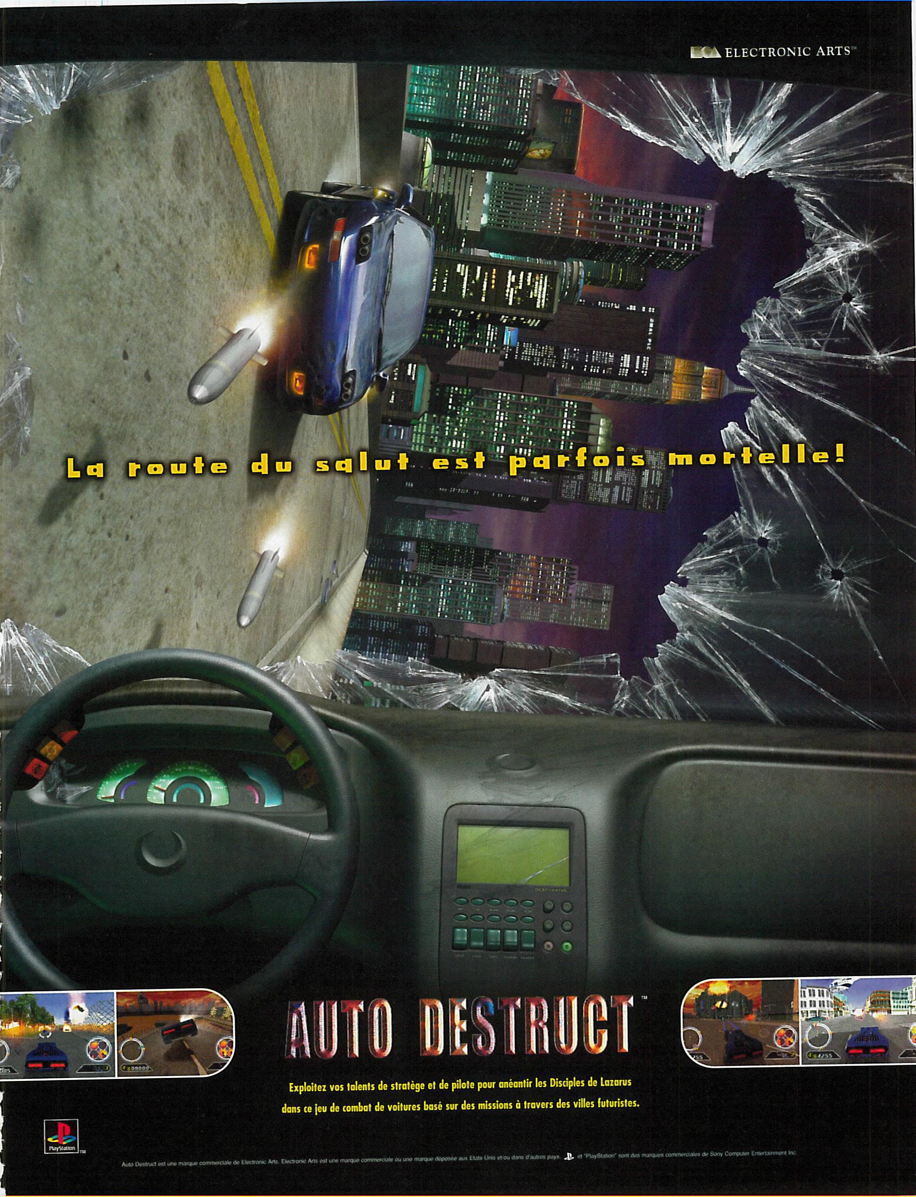 Auto destruct Consoles%20%2B%20070%20-%20Page%20073%20(novembre%201997)