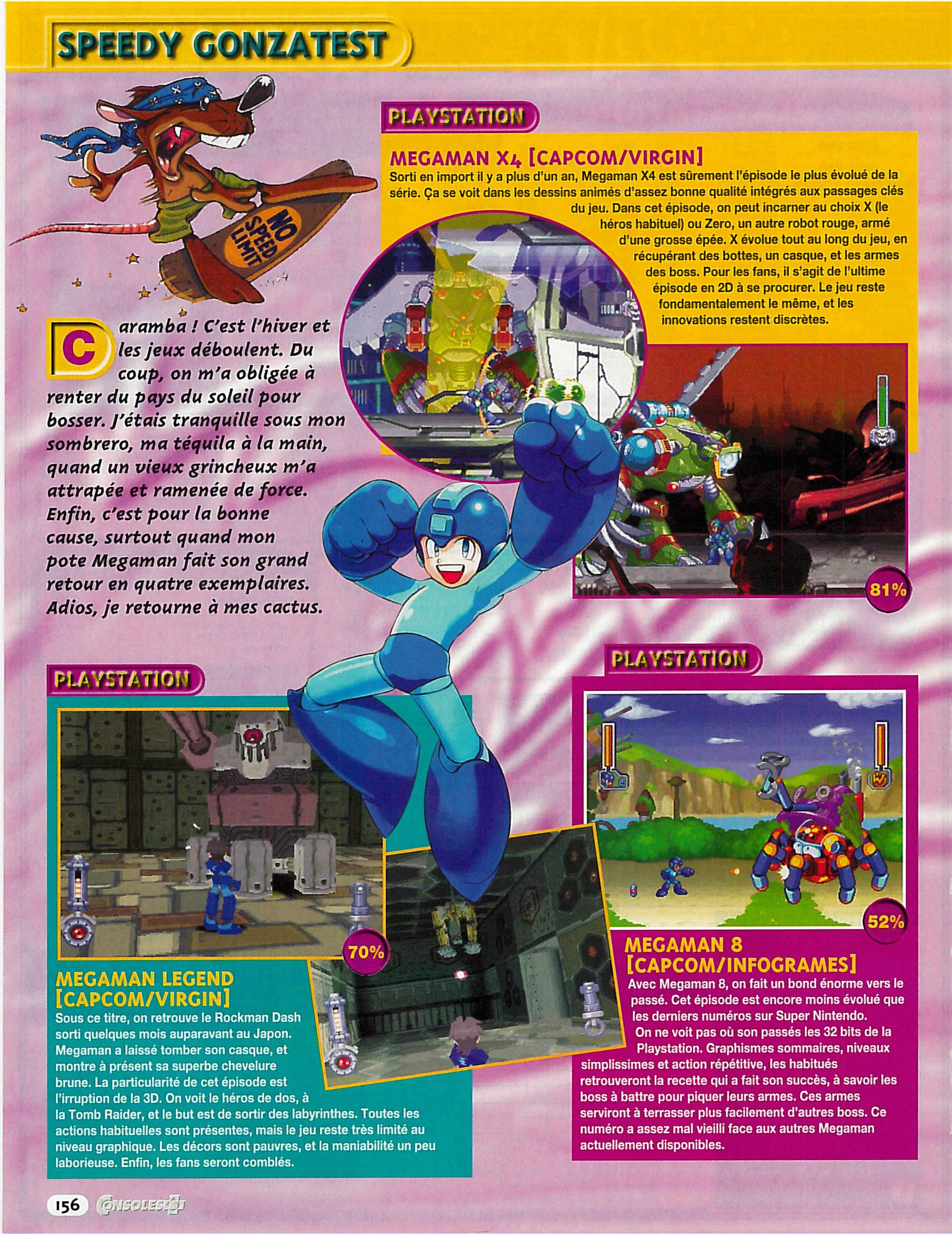 Mega Man X4 for PlayStation (1997) MobyRank - MobyGames