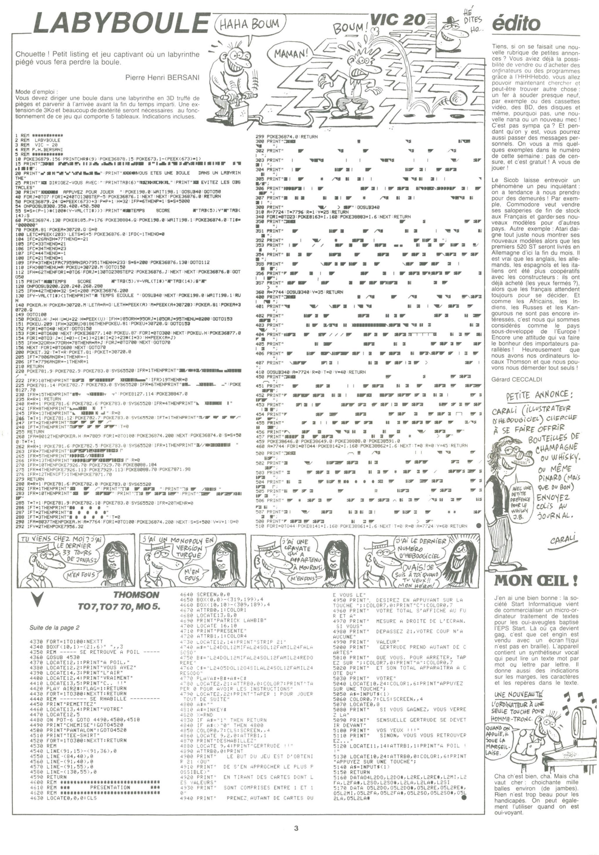 105a3d2cd388 Le site des anciennes revues informatiques - www.abandonware ...