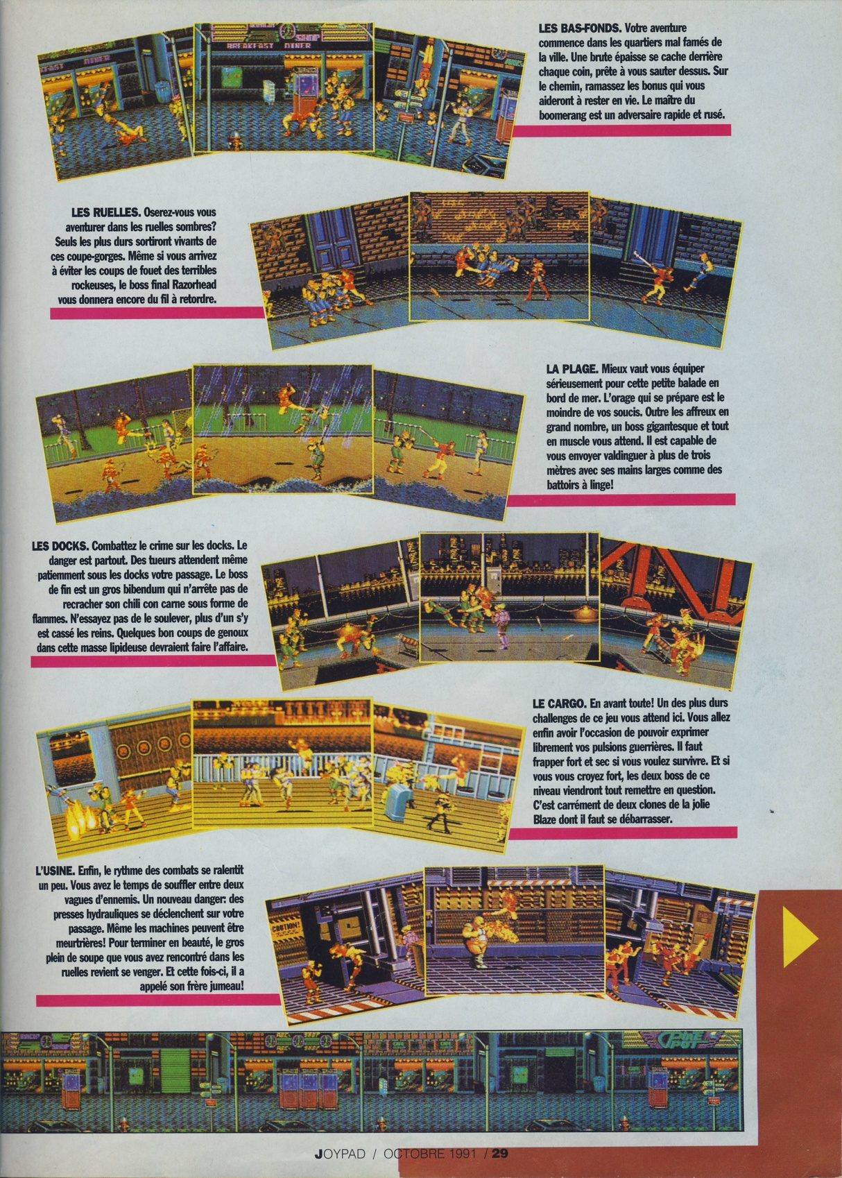 MEGADRIVE vs SUPER NINTENDO : Fight ! - Page 27 Joypad%20001%20-%20Page%20029%20%281991-10%29