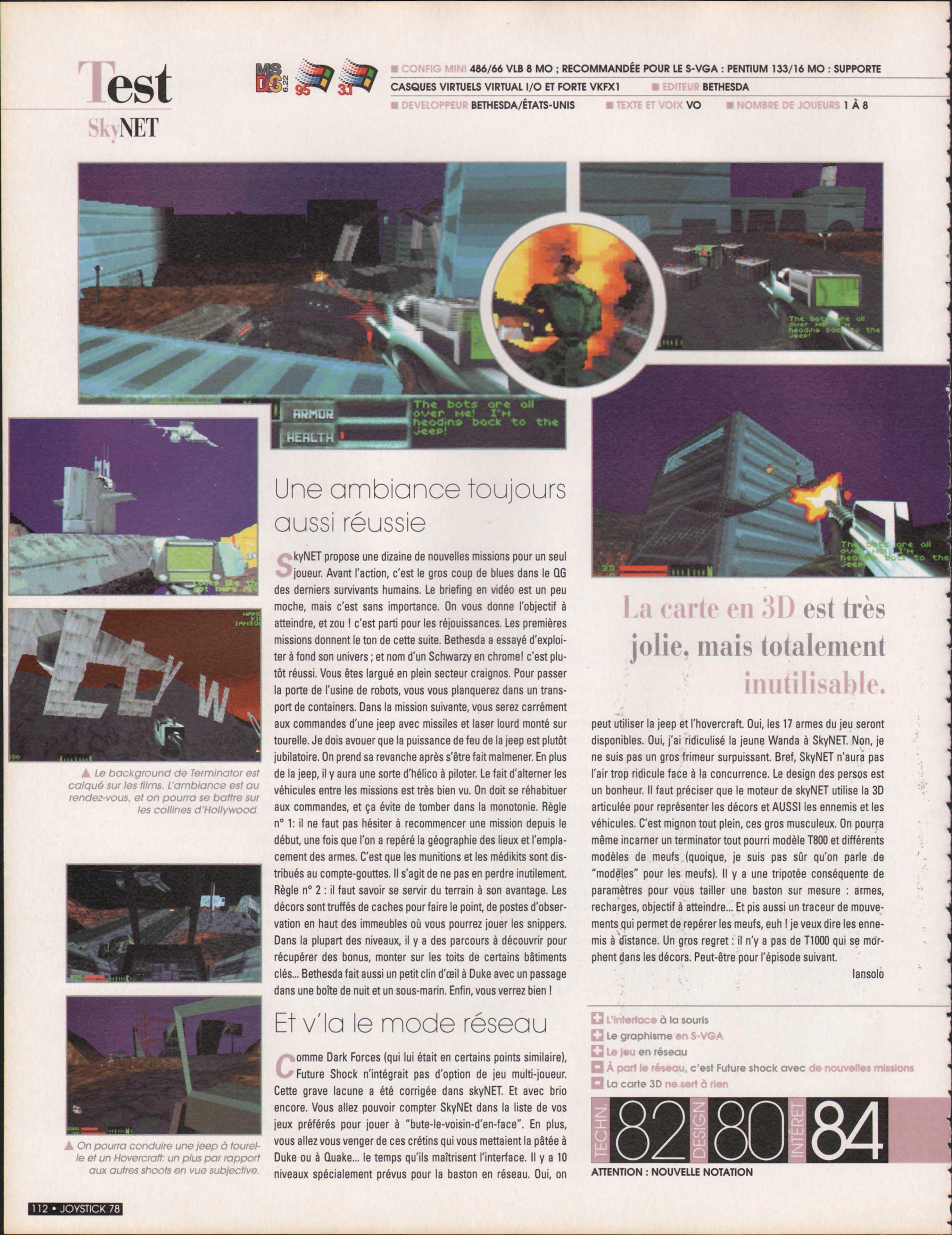 View topic - Bethesda's Terminator games - BetaArchive