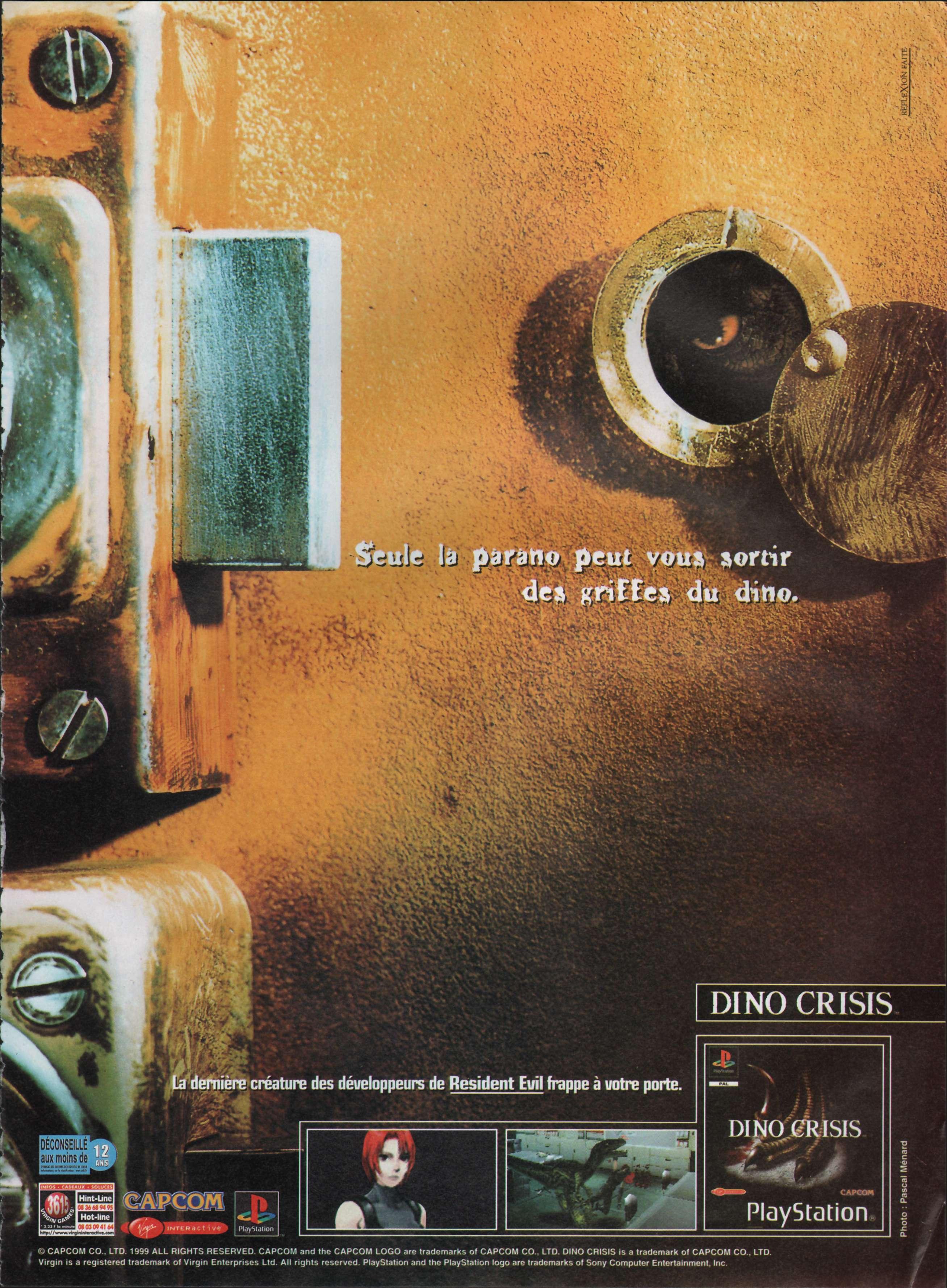 Dino Crisis  PlayPower%20016%20-%20Page%20017%20(1999-11)