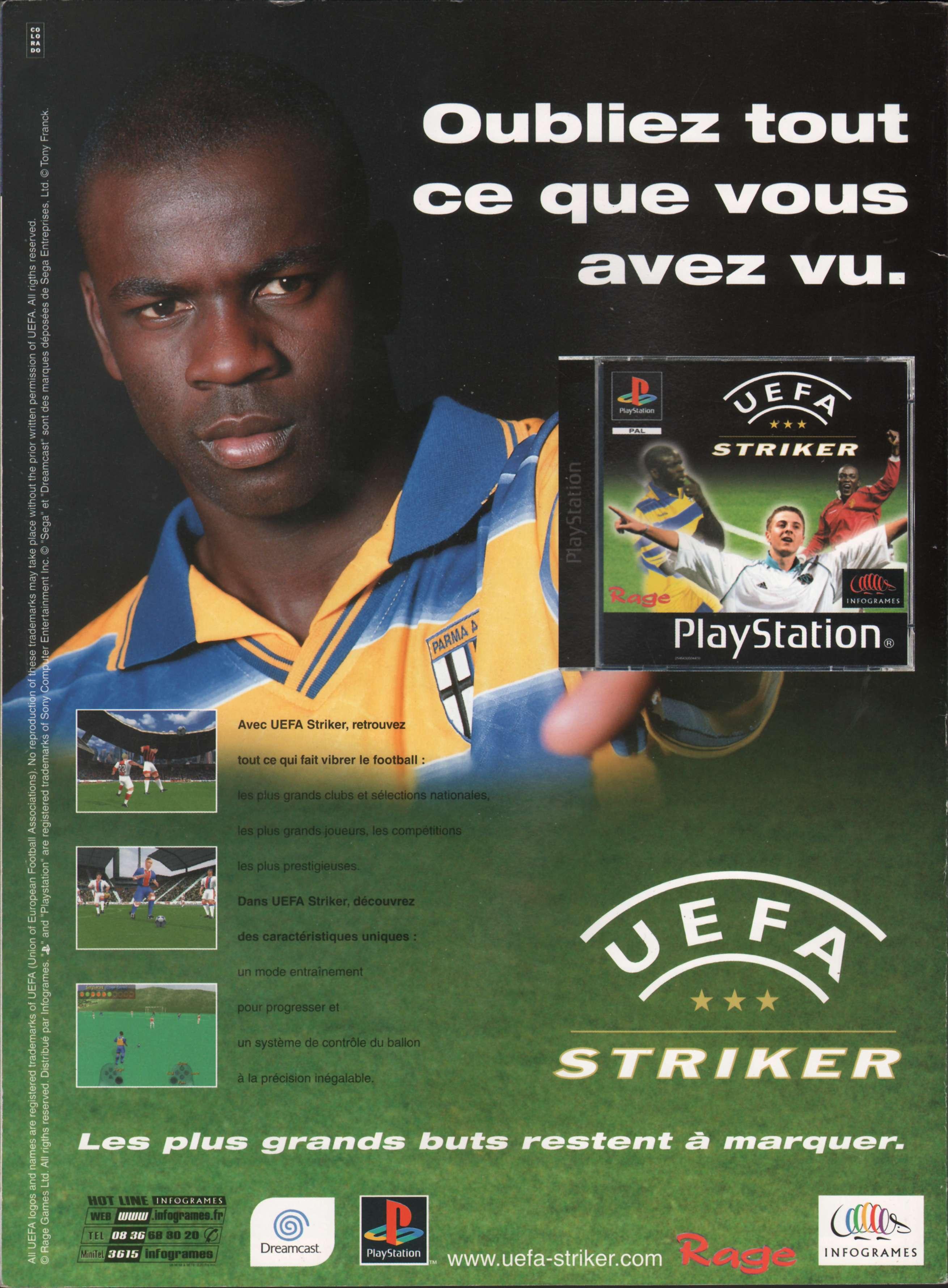 UEFA Striker  PlayPower%20016%20-%20Page%20148%20(1999-11)