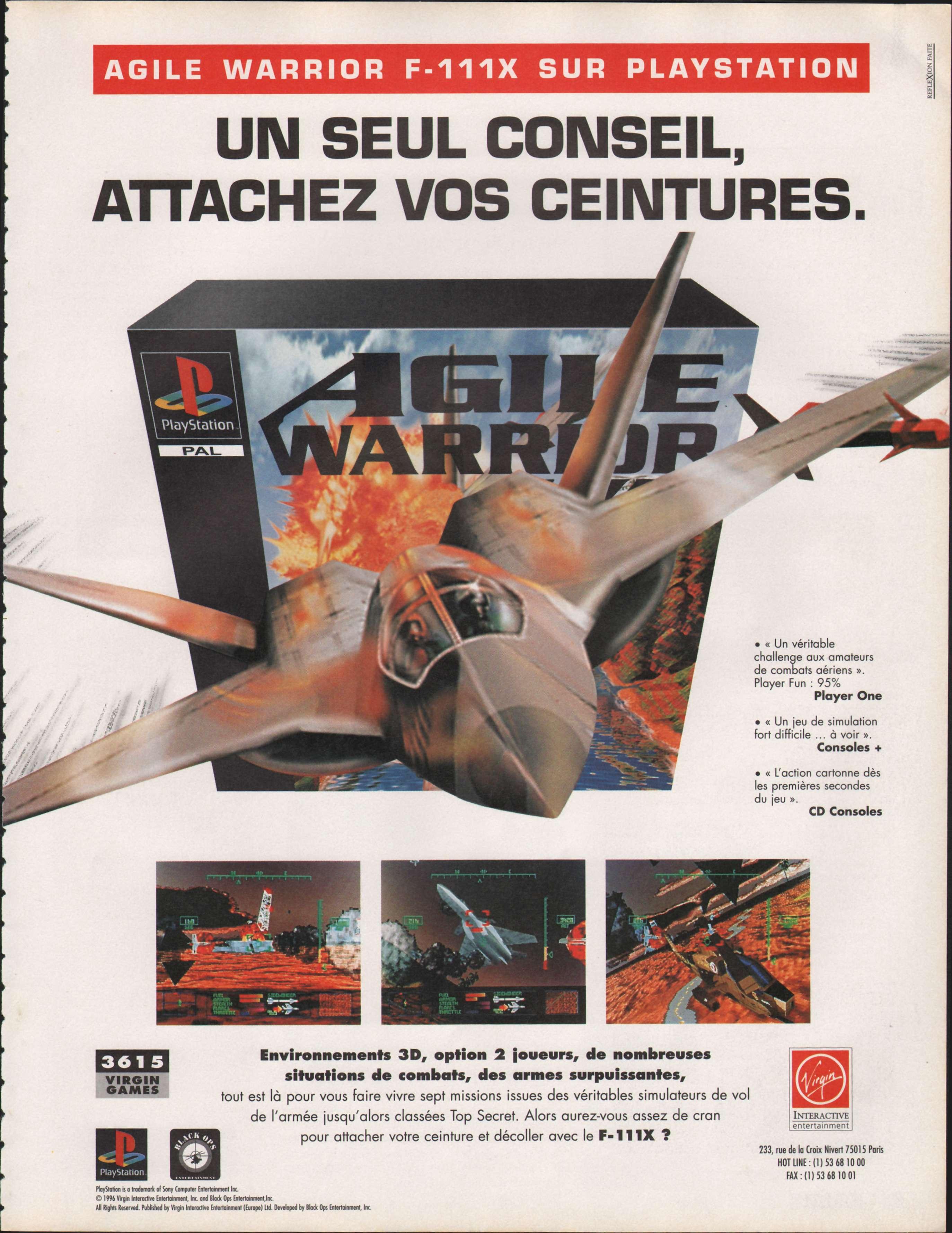 Agile warrior f-111x Playstation%20Magazine%20003%20-%20Page%20023%20(1996-05-06)