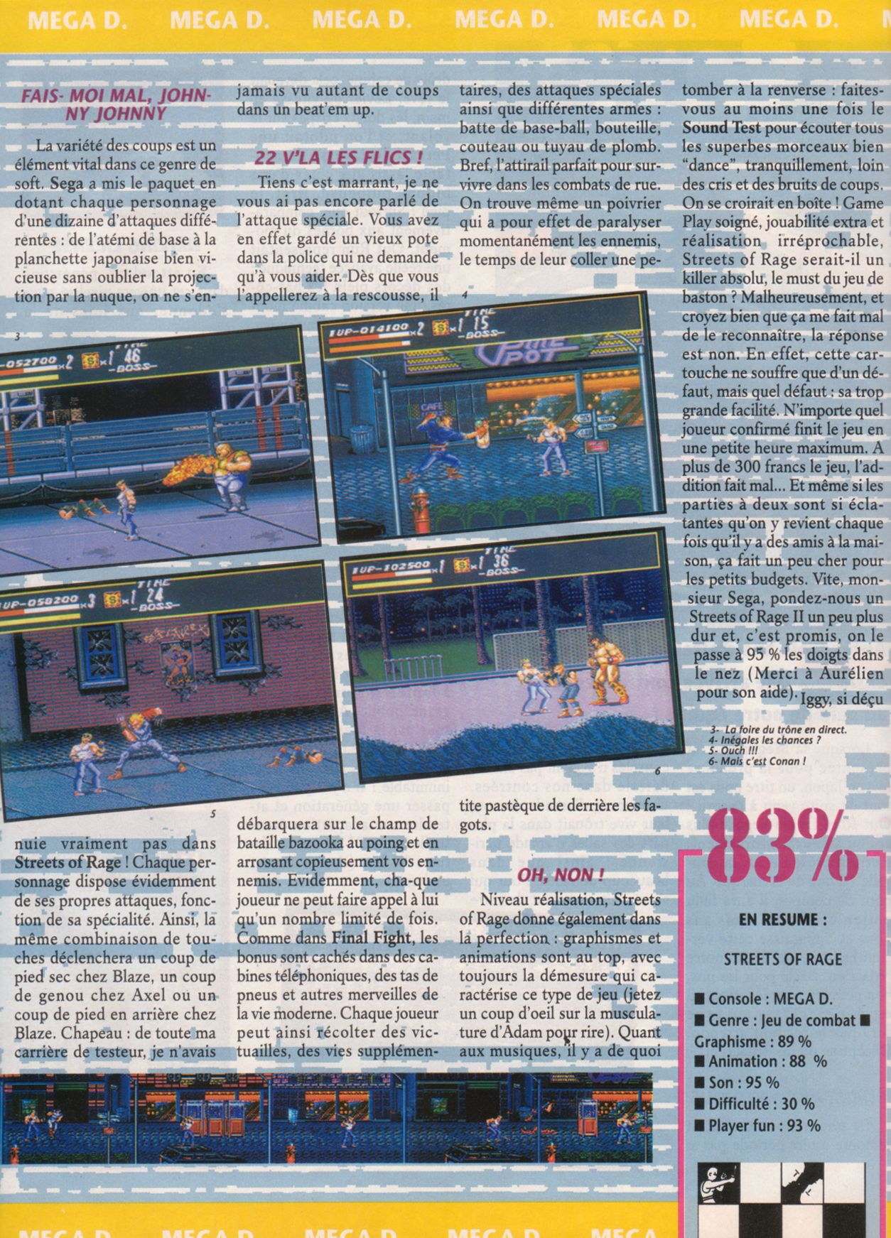 MEGADRIVE vs SUPER NINTENDO : Fight ! - Page 27 Player%20One%20014%20-%20Page%20055%20%281991-11%29