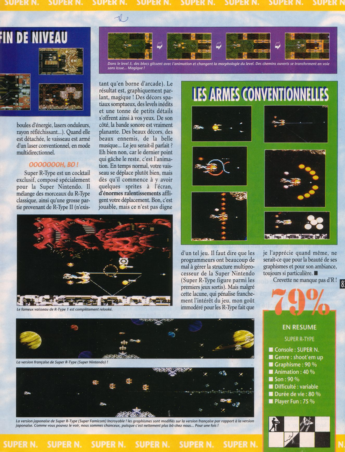 MEGADRIVE vs SUPER NINTENDO : Fight ! - Page 4 Player%20One%20021%20-%20Page%20083%20%281992-06%29