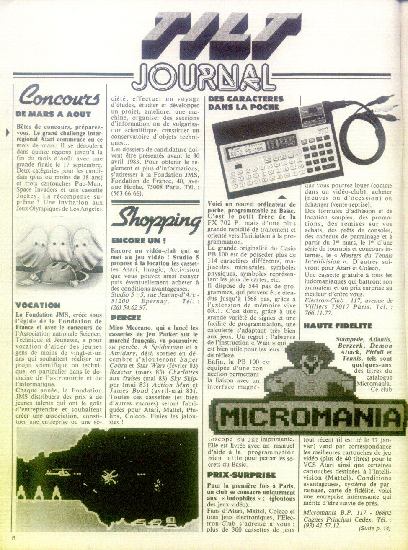 Cassette officielle 4° Championnat de france atari des jeux vidéos Tilt%20004%20-%20Page%20008%20(1983-03-04)
